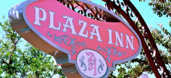 Plaza Inn at Disneyland