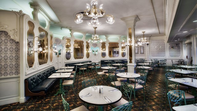 Pros and Cons for All Magic Kingdom Restaurants - Plaza Restaurant (breakfast)