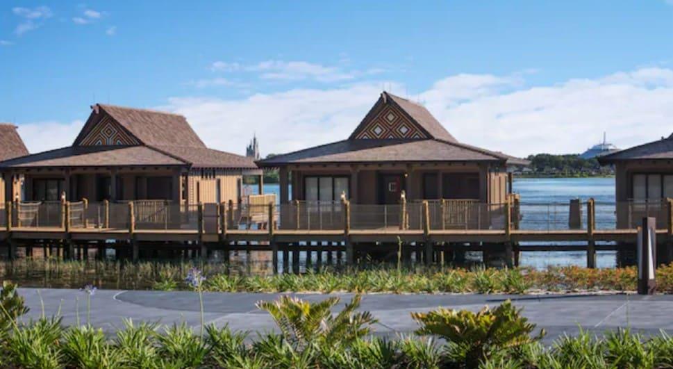 Polynesian Villas and Bungalows