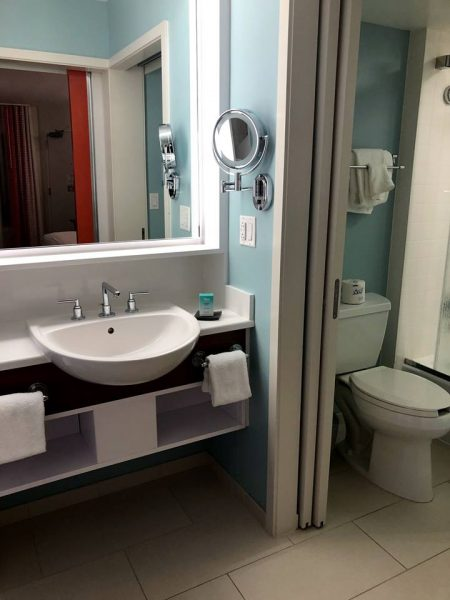 pop century bathroom service your way
