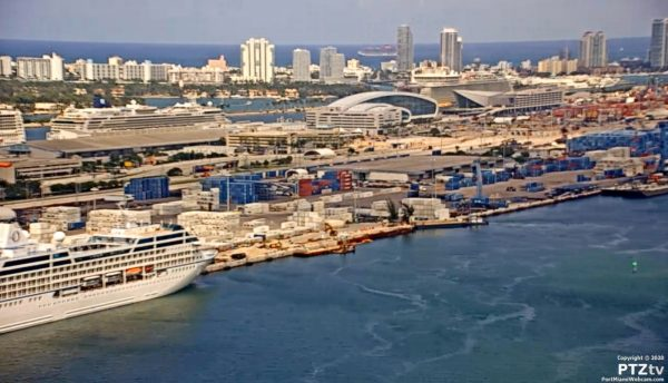 Port Miami WebCam