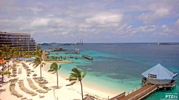 Port Nassau Web Cam