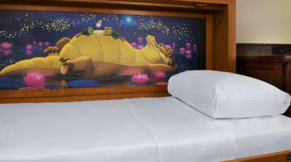 Port Orlean Riverside 5th sleeper room