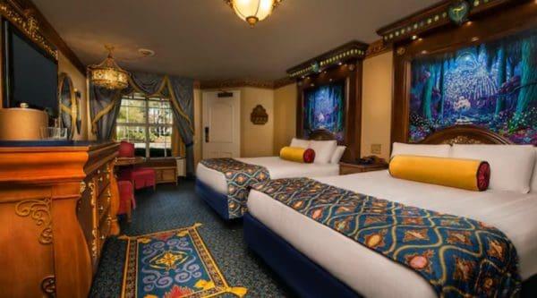 Port Orleans Riverside Royal Guest Room