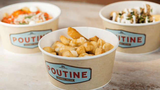 Disney Springs Dining - Daily Poutine (lunch)