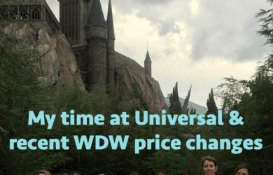 pricechanges 390x250 - Recent Disney World price changes - PREP110