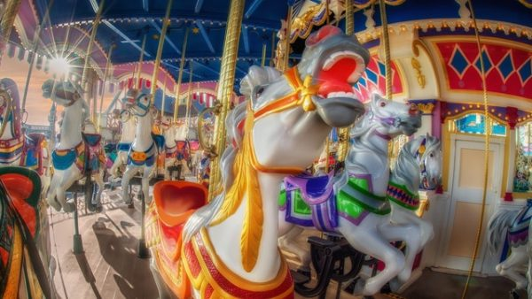 princecharmingcarrousel 600x338 - Complete guide to Magic Kingdom rides and attractions