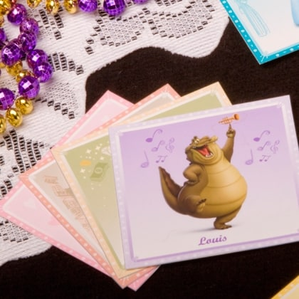 Princess and the frog memory