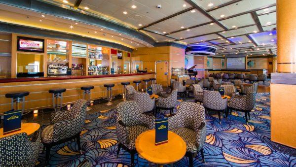 The Promenade on Disney Cruise Line