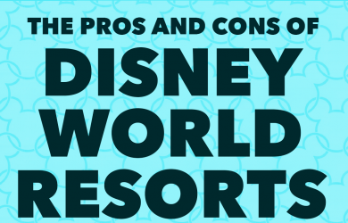 prosconsdisneyresorts 390x250 - The pros and cons of every Disney World resort
