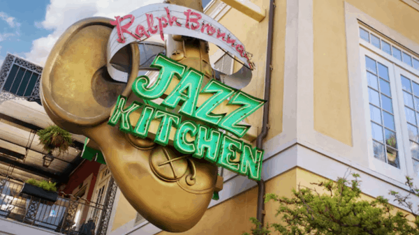Ralph Brennan's Jazz Kitchen in Downtown Disney