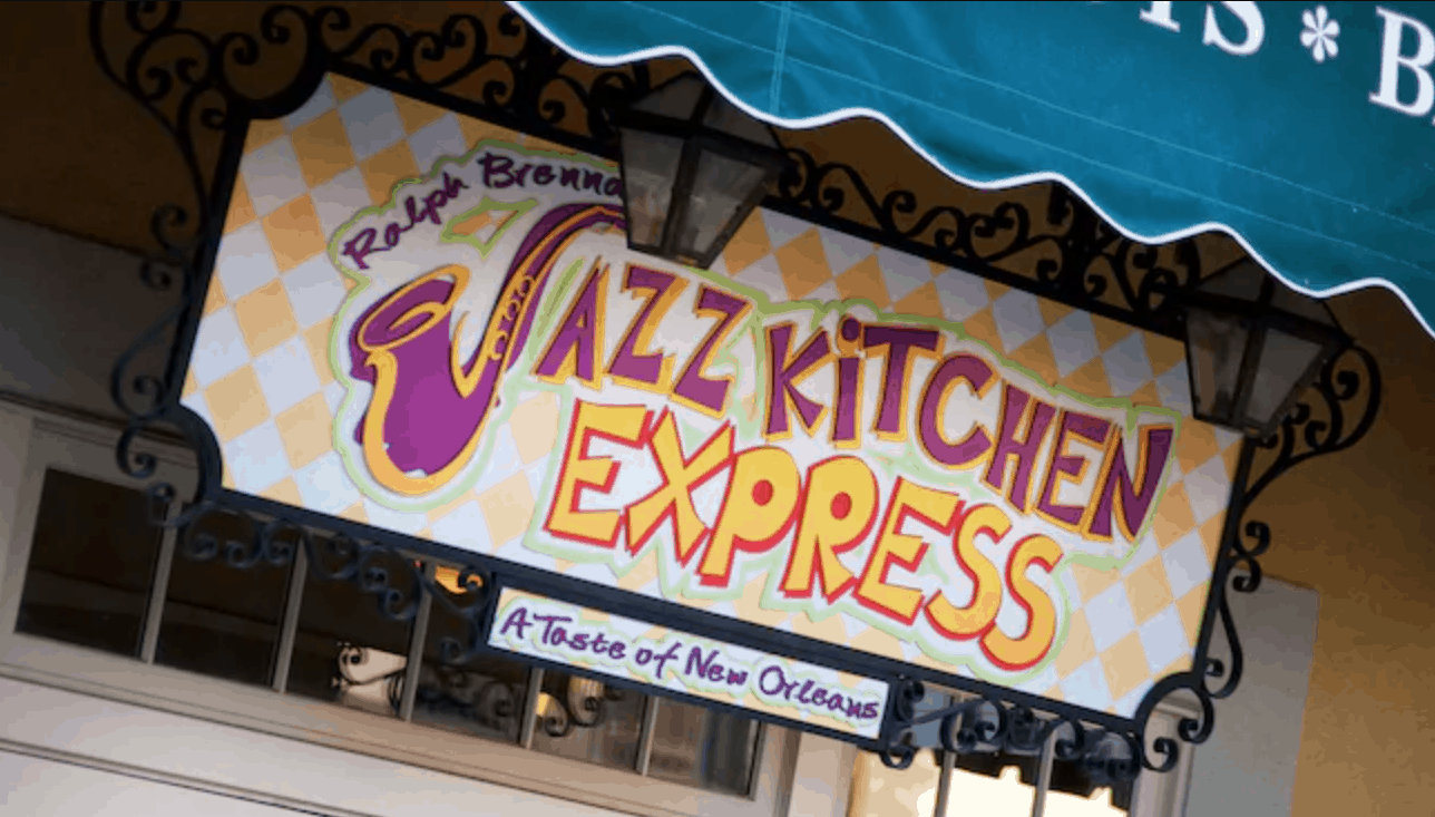 Ralph Brennan's Jazz Kicthen Express in Downtown Disney