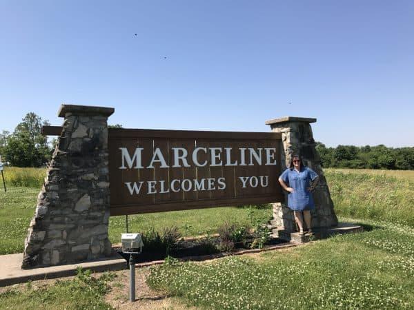 marceline missouri sign