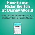 How to use Rider Switch at Disney World | WDW Prep School