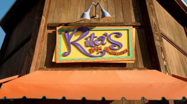 Rita's Baja Blenders in DCA