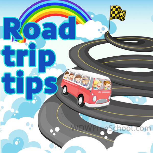 road trip header