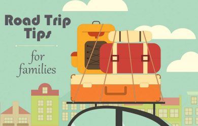 roadtriptips 390x250 - Road trip tips for families
