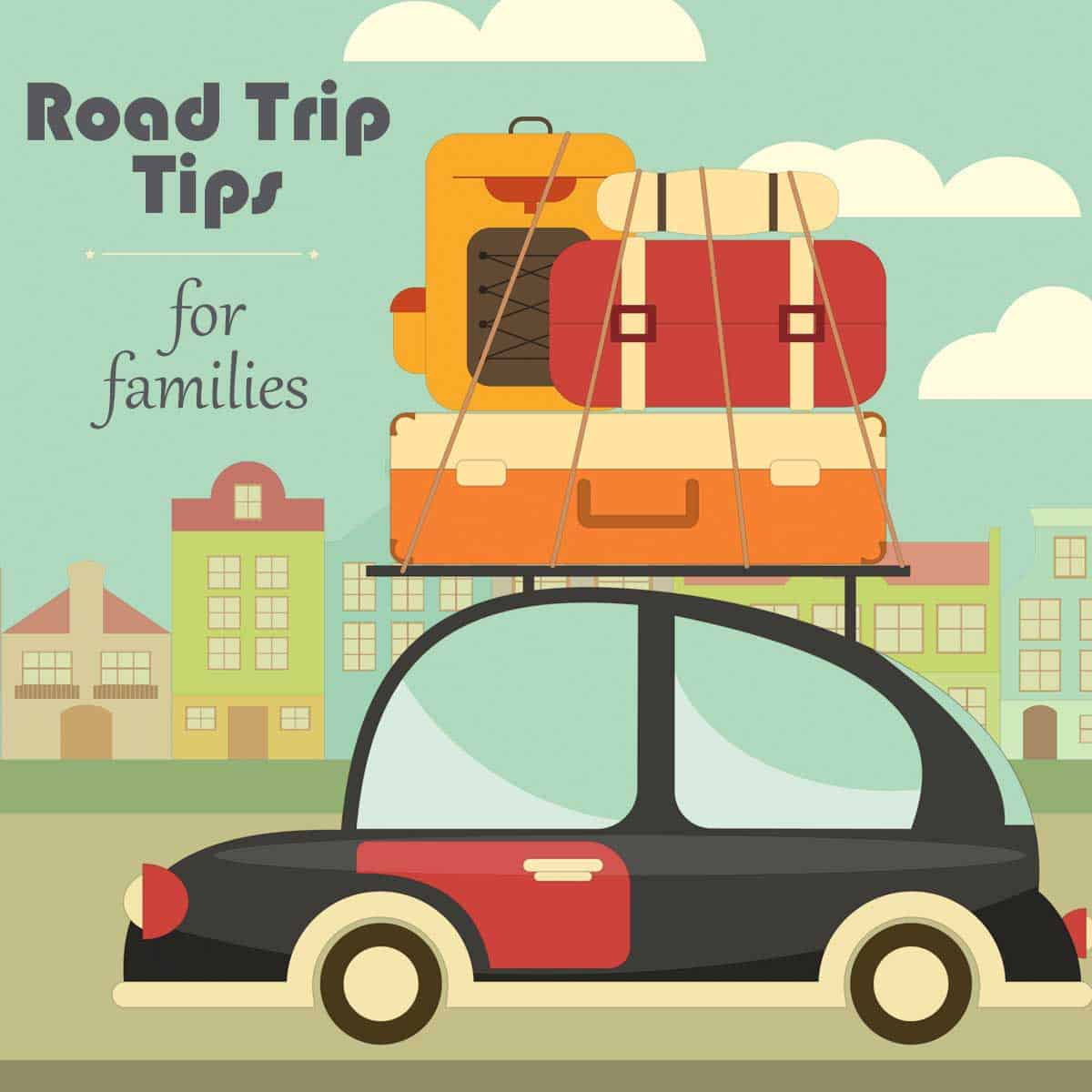 Road Trip: Road Trip Tips For Families