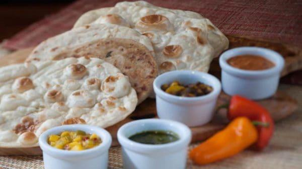 Sanaa bread service at Animal Kingdom Lodge
