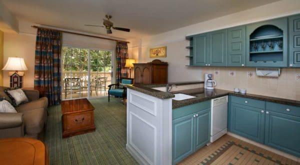2 bedroom villa at Saratoga Springs