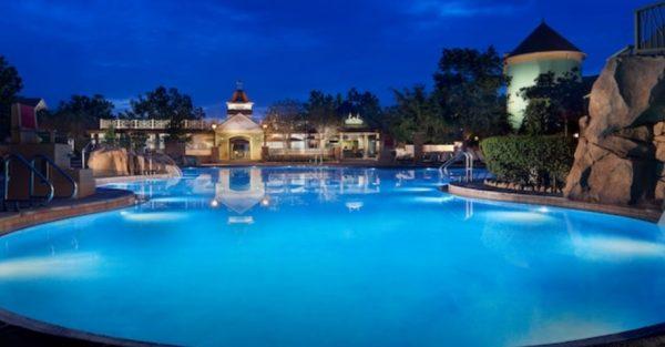 Saratoga Springs pool