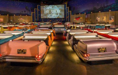 scifidineintheater 390x250 - Disney World for techie geeks