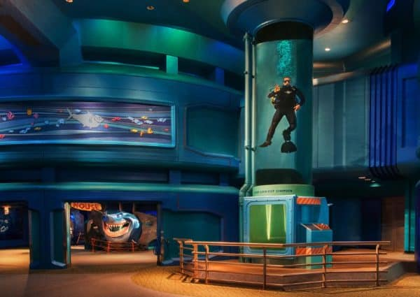 seabase at the seas pavilion in epcot