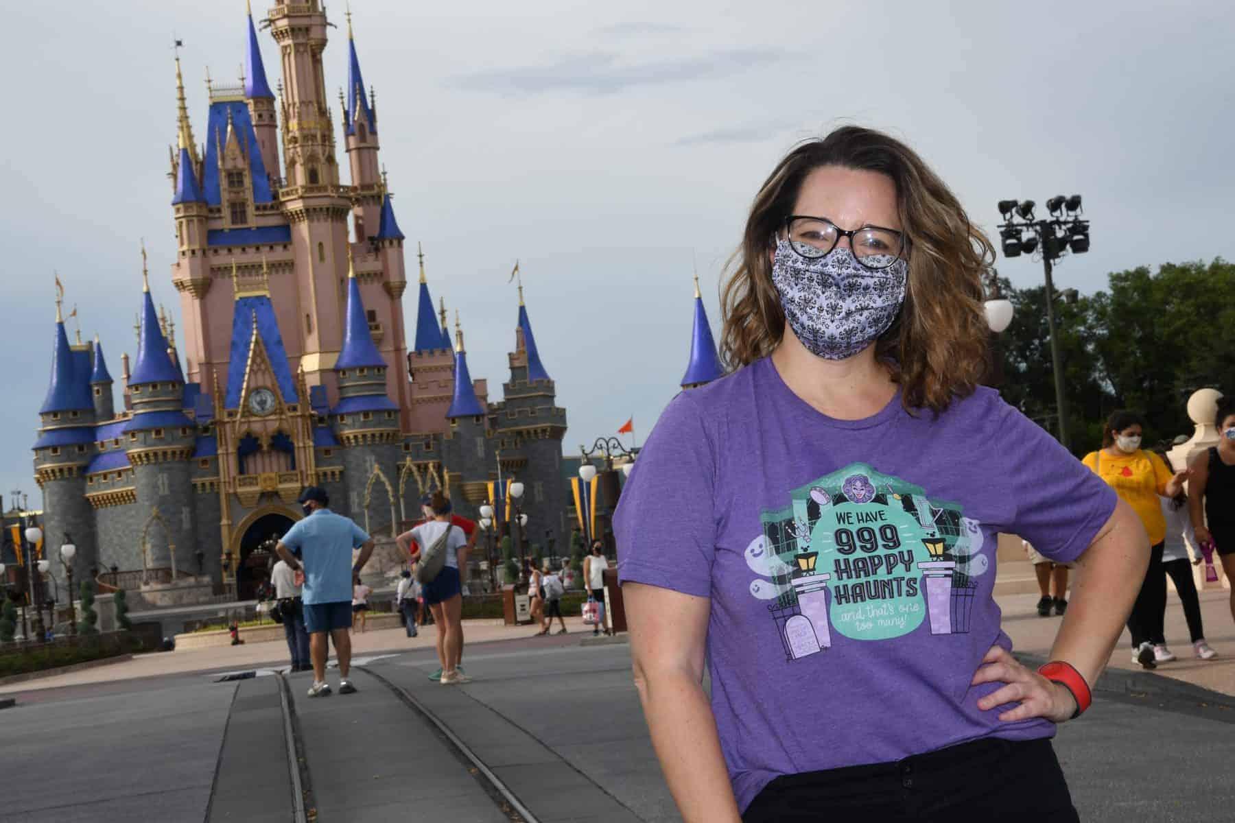 mask at magic kingdom