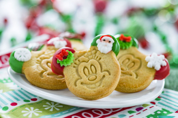 mini shortbread cookie flurry of fun hollywood studios christmas