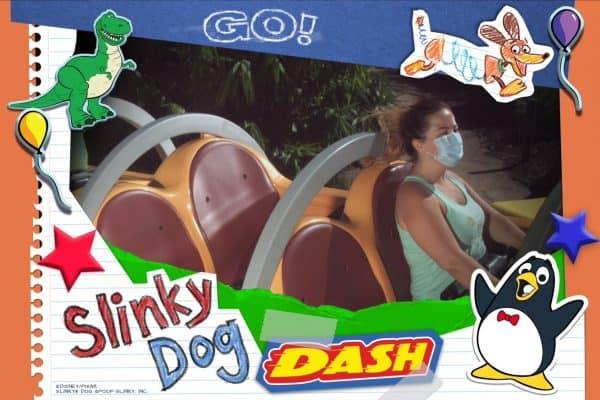 slinky dog dash photopass