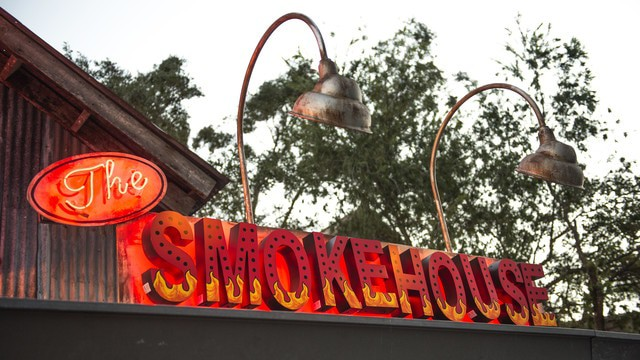 Disney Springs Dining - The Smokehouse (dinner)