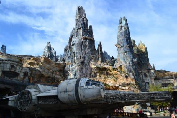 Millennium Falcon: Smugglers Run in Galaxy's Edge