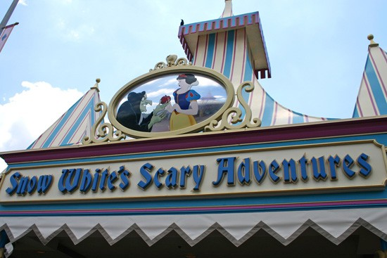 Snow White's Scary Adventures at Magic Kingdom