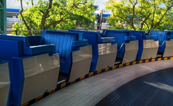 PeopleMover in Tomorrowland