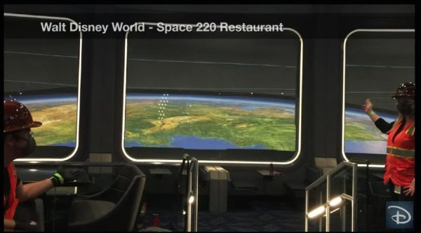 Inside look at Space 220 restaurant