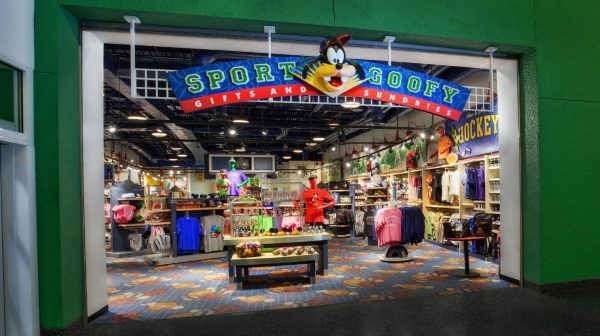 Sport Goofy Gifts and Sundries