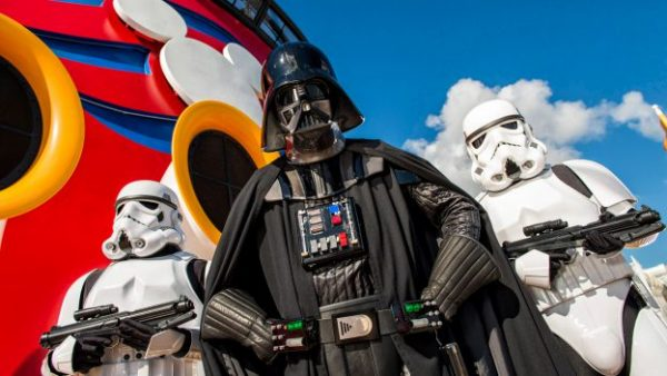 Star Wars Day at Sea on Disney Fantasy