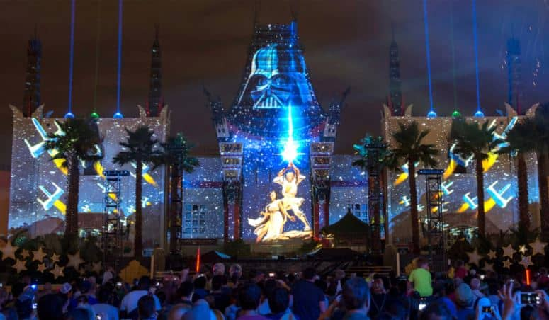 Star Wars: A Galactic Spectacular – Temporarily Unavailable