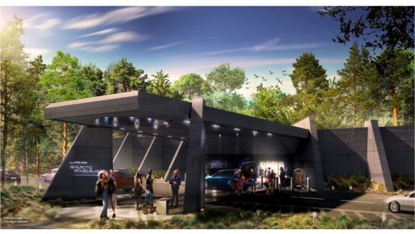 Star Wars: Galactic Starcruiser coming to Walt Disney World