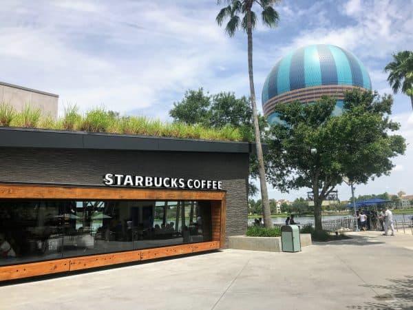 Starbucks at Disney Springs