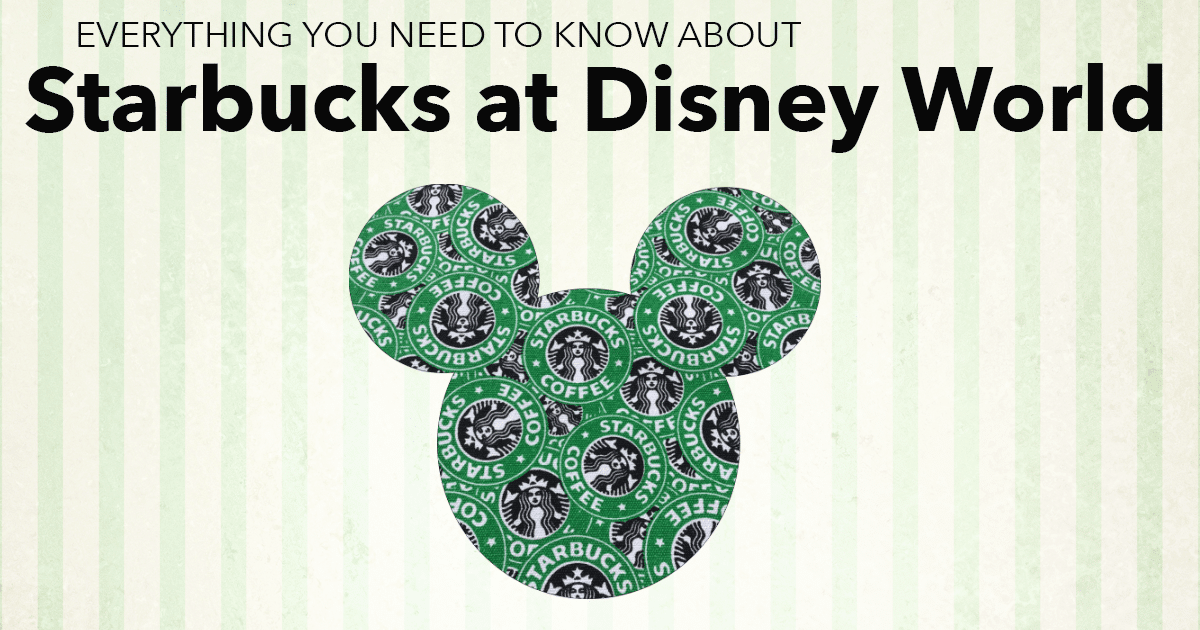 Starbucks Know You Need World Everything Disney At To Here's MpqUzSV