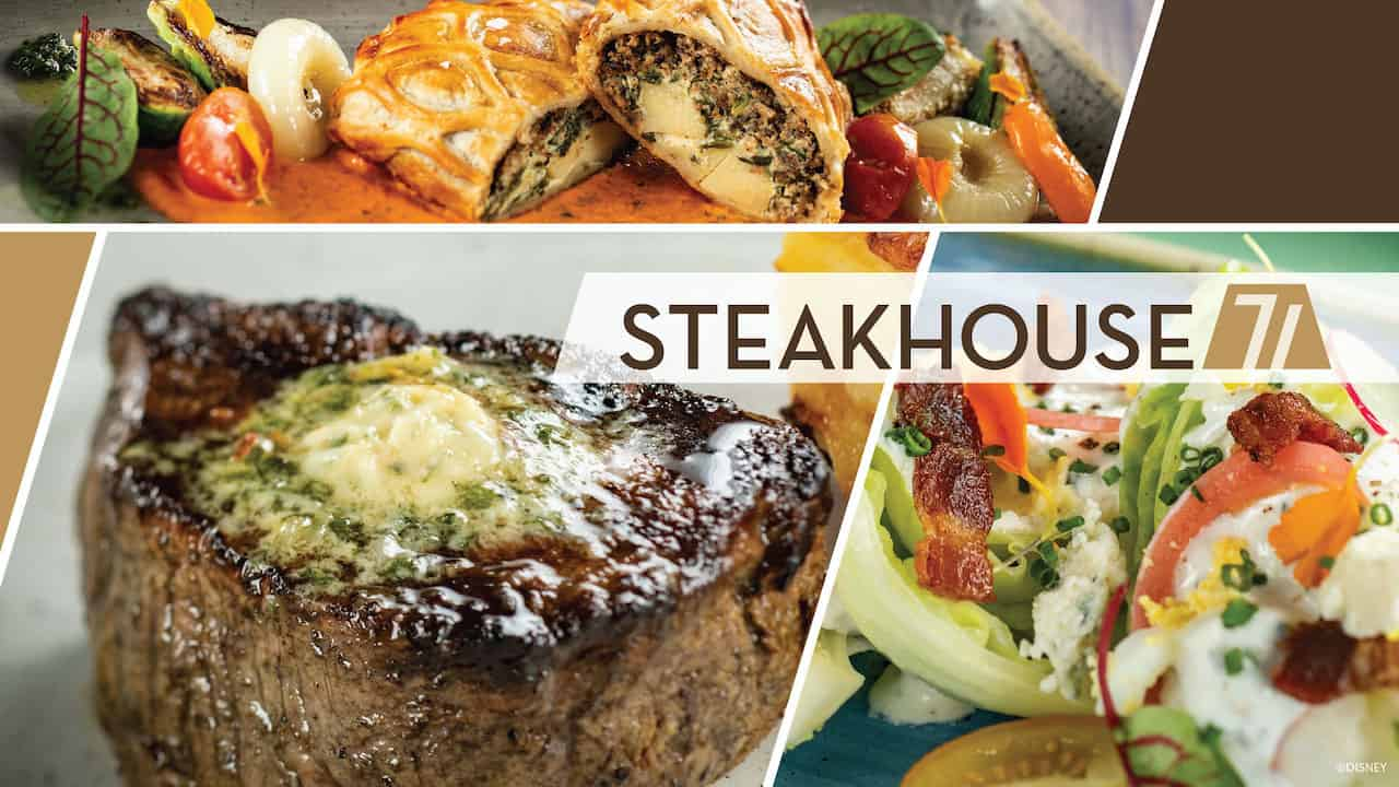 steakhouse 71 at contemporary