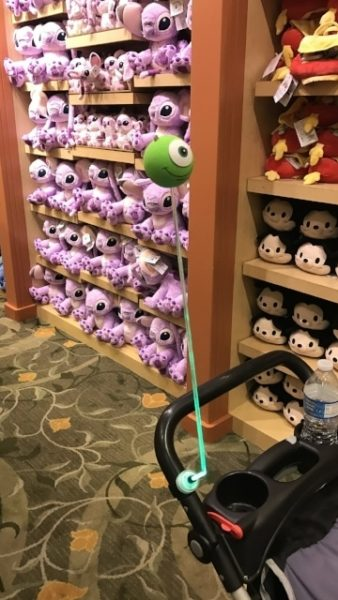strollerspotter2 338x600 - Comparing the best Disney World stroller options