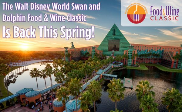 swan and dolphin spring food & wine classic