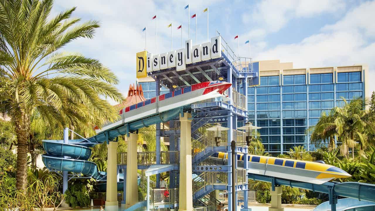 disneyland hotel reopening