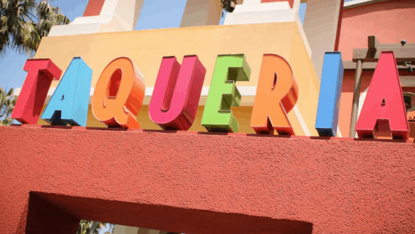 Taqueria at Tortilla Jo's in Downtown Disney