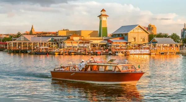 The Boathouse in Disney Springs