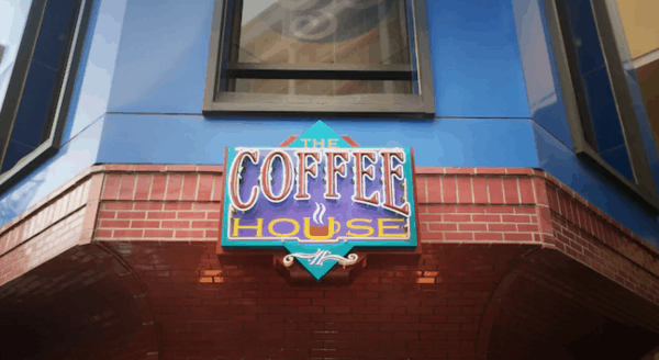 The Coffee House at Disneyland Hotel