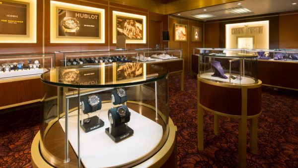 The Crown Jewelry on Disney Magic