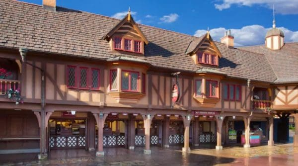 The Friar's Nook at Magic Kingdom